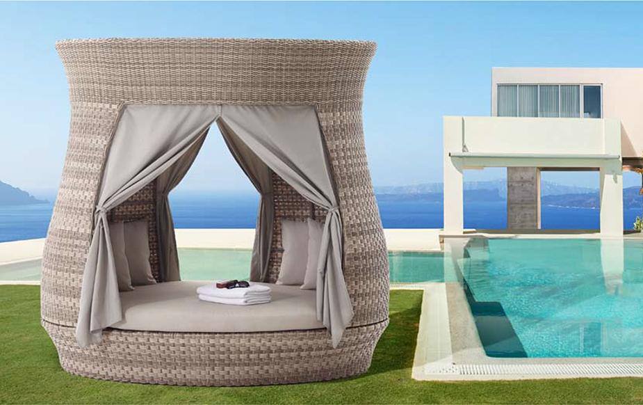 Mahon Lounge beidseitig offen