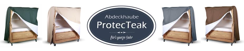 Ganzjahres-Abdeckhaube ProtecTeak