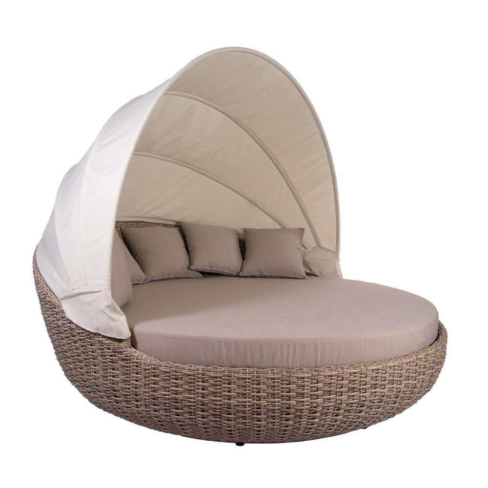liegeinsel atlantic white pepper gartenlounge sonneninsel. Black Bedroom Furniture Sets. Home Design Ideas