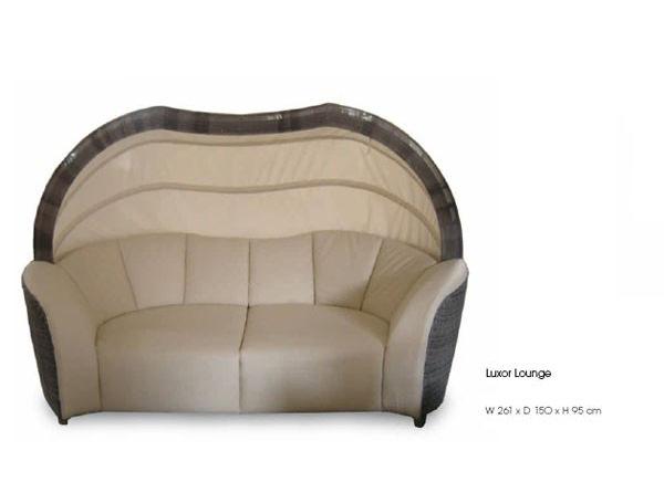 sonneninsel luxor lounge big cubu cream grey garten liege polyrattan lounge sofa ebay. Black Bedroom Furniture Sets. Home Design Ideas