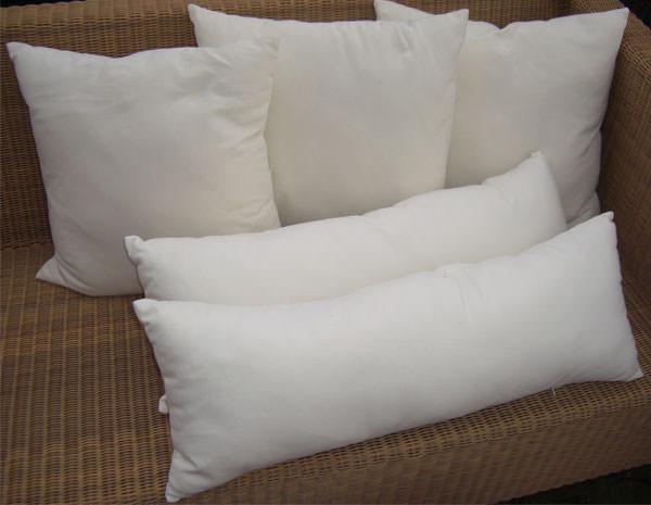 kissenset f nfteilig cremewei paradiso lounge kissen. Black Bedroom Furniture Sets. Home Design Ideas