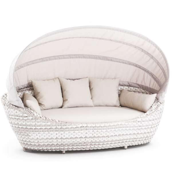 liegeinsel paradiso lounge harkers island flachgeflecht garten liege lounge neu 791756419948 ebay. Black Bedroom Furniture Sets. Home Design Ideas