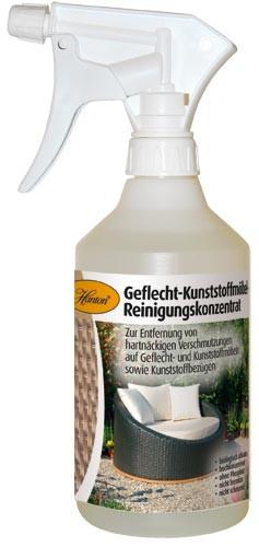 Hanton® - Geflecht-Kunststoffmöbel Reinigungskonzentrat