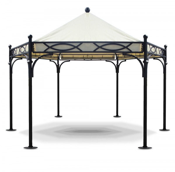 """Pavillon """"Rodhos"""" ca. 550 cm"""