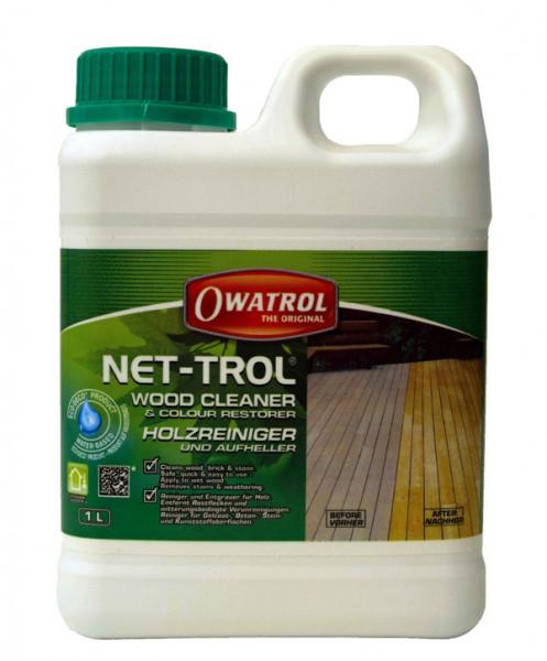 Owatrol Net-Trol® Holzreiniger und Aufheller