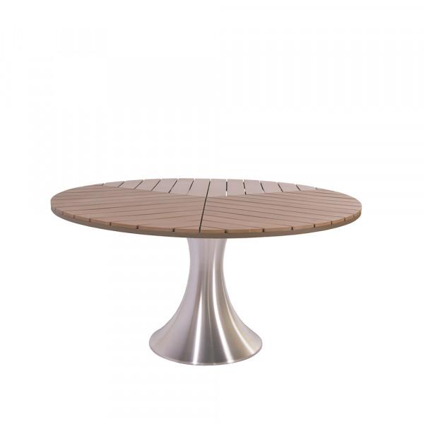 Gartentisch Sofia rund ca. 150 cm Durchmesser Dining Table Esstisch