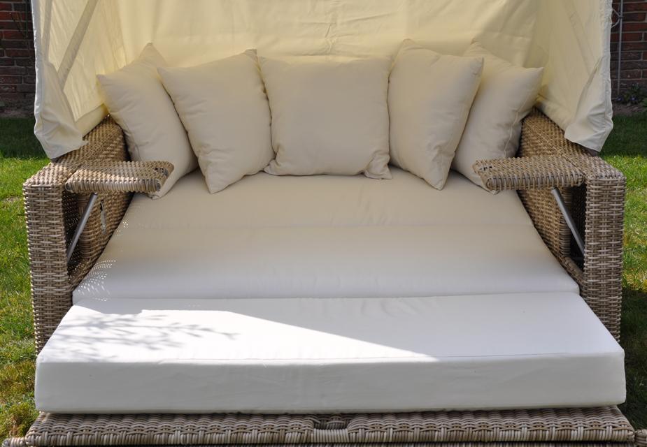 sonneninsel beach lounge wheat von domus ventures. Black Bedroom Furniture Sets. Home Design Ideas
